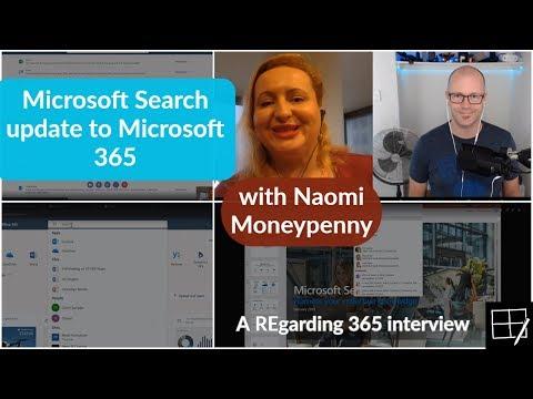 Microsoft Search Update To Microsoft 365 Youtube