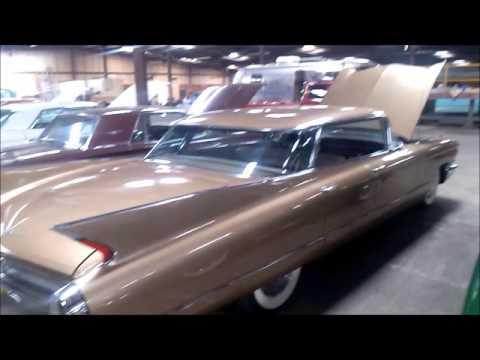 1960 Cadillac 4 Door Hardtop For Sale Youtube