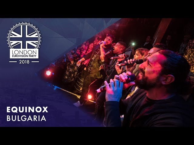 EQUINOX - Who You Are | LIVE | JESSIE J COVER | 2018 London Eurovision Party