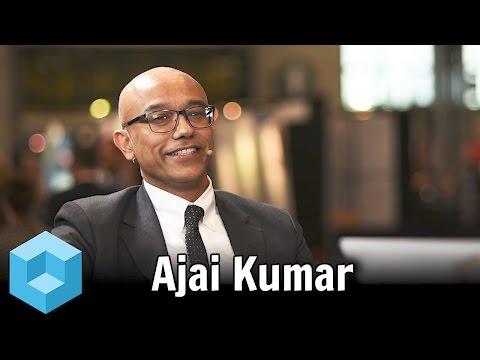 Ajai Kumar, HCL Technologies - Inforum 2016 - #theCUBE #Inforum16