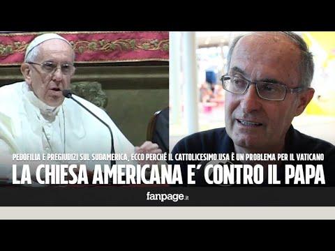 """Massimo Borghesi: """"La Chiesa Statunitense è Contro Papa Francesco Perché Sudamericano"""""""