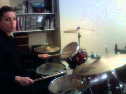 Drum Lesson: Linear Pattern 1