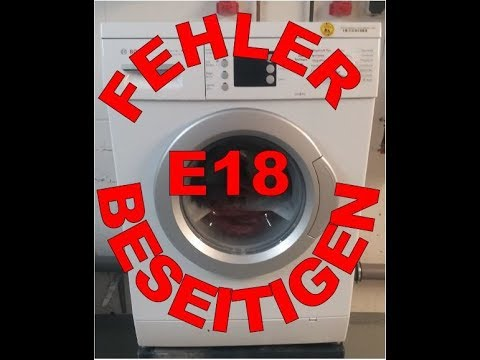 bosch washing machine f18 buzzpls com. Black Bedroom Furniture Sets. Home Design Ideas