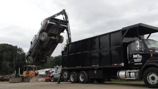 Heavy Equipment Lifting at Joes Inc