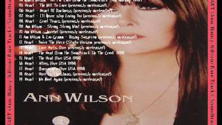 Nancy Wilson-All For Love (From The Soundtrack Say Anything 1989)