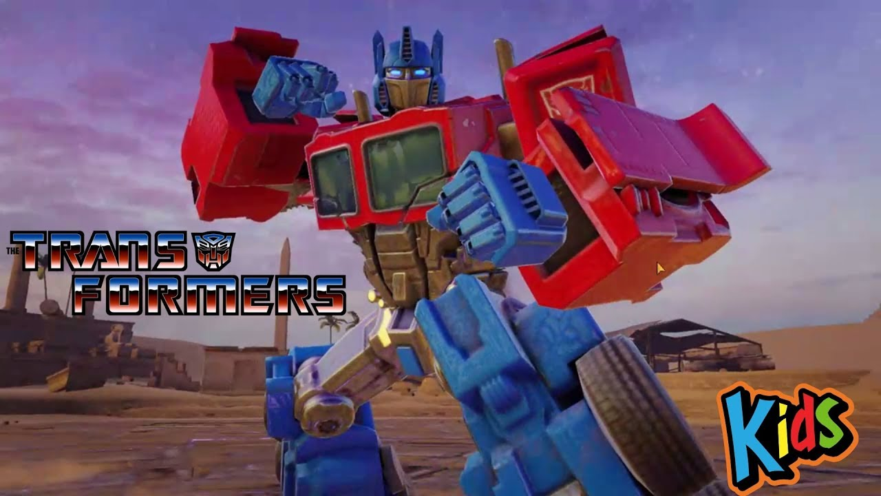 Mainan Robot Transformer Terbaru Untuk Anak Permainan Mobil Robot Film Animasi Kartun Anak Youtube