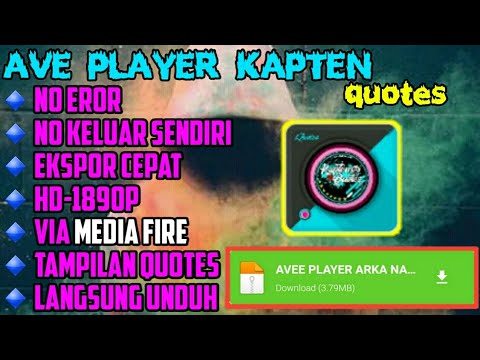 avee-player-mod-full-template-quotes