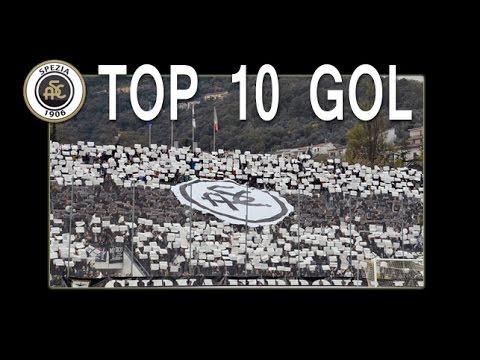 SPEZIA CALCIO - TOP 10 GOL