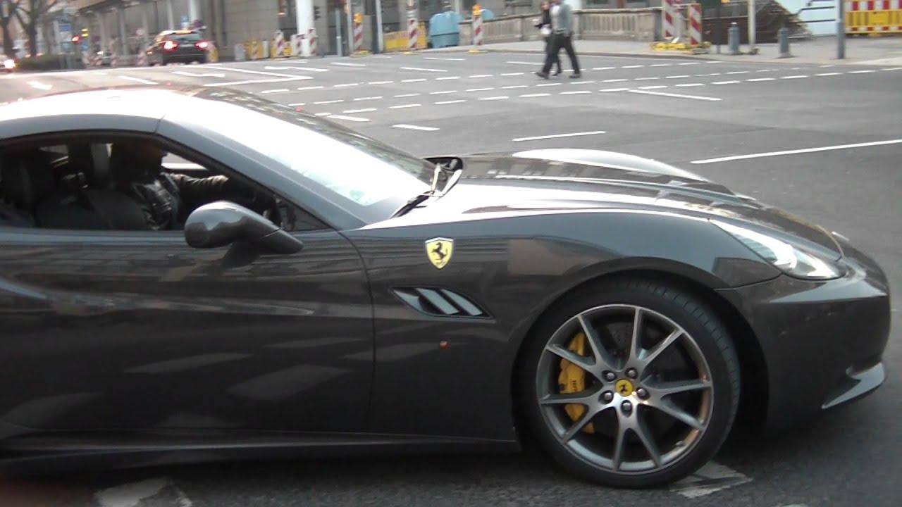 Ferrari California acceleration - YouTube