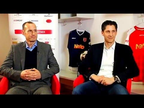 TVA-Interview mit Heiko Herrlich und Dr. Christian Keller