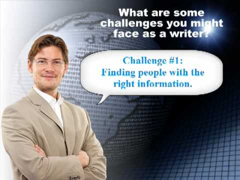 Last Minute Challenges Freelance Writing for Trade Magazines - Episode 3