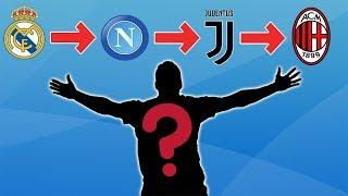 INDOVINA IL CALCIATORE CHALLENGE !!! Quiz di Calcio 2018 #5