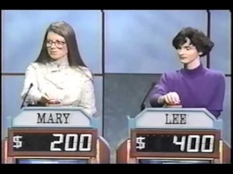 The Challengers September 12, 1990 MaryLeePaul
