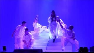 Ariana Grande - Knew better / Forever boy live - Dangerous woman tour - Sweden 2017