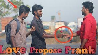 Love Propose  Prank || Tamil Prank || Idhu Namma Aalu