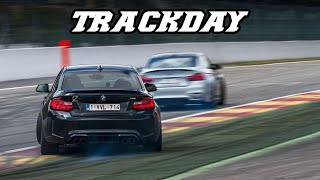 AMG GT3 488 challenge M2 M4 3eleven 991 GT3 RS  Trackday Spa (20190516)