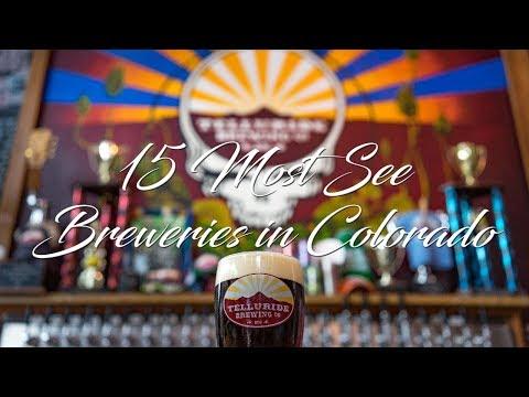 15 Must See Breweries in Colorado.