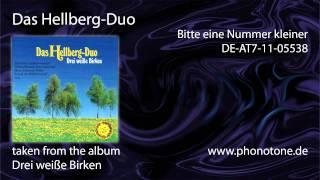 Das Hellberg-Duo - Bitte eine Nummer kleiner