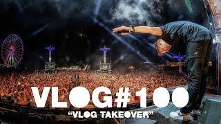 Armin VLOG #100 - Vlog Takeover