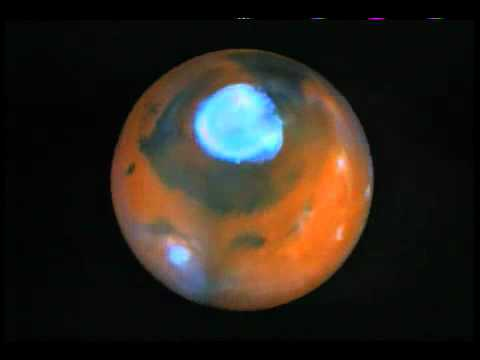 Planet Mars Observed by Hubble Space Telescope - YouTube