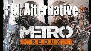 Metro 2033 Redux Walkthrough Fr Pc 1440p60fps: Fin Alternative