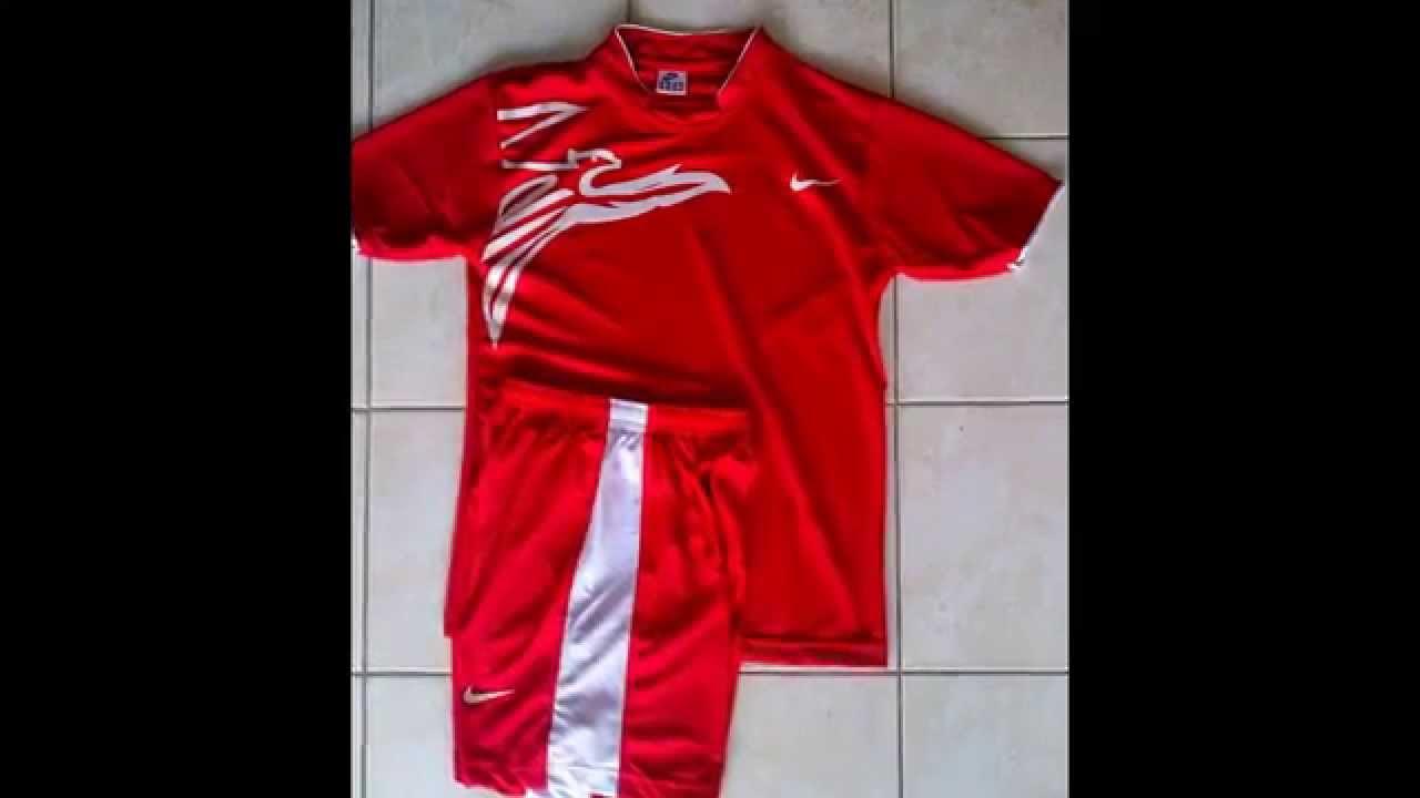 Jersey Timnas Indonesia Kaos Sepak Bola Merah Setelan Stelan Home Celana Baru 2018 Baju Kostum Jersy Jersi Futsal  New Grade Lokal Allsize U19 Terbaru 2014 2015 Youtube