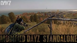 MODDED DAYZ STANDALONE - HOW TO INSTALL + GAMEPLAY