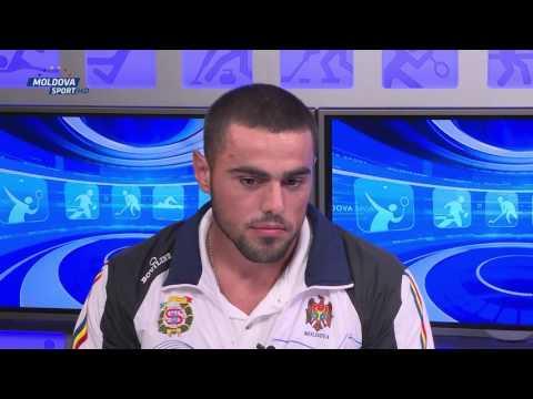 Ecoul Sportului cu Mihai Burciu la Moldova Sport TV Ediția 8 (10 iunie 2014)
