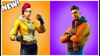 NEW! COBRA CREW SET SKINS 3D MODELS (Leak) Fortnite Battle Royale