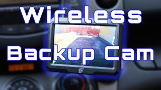 Wireless Backup Camera Review