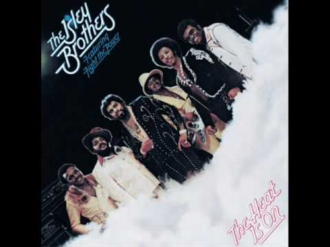 Isley Brothers The Heat Is On 1975