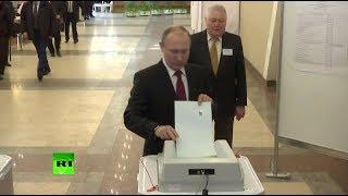 رئيس مركز انتخابي يُحرج «بوتين» على الهواء (فيديو) | المصري اليوم