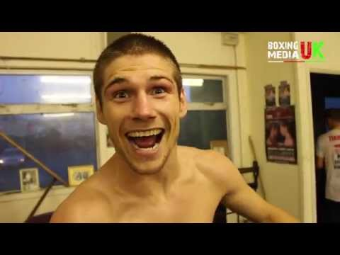 CHRIS JENKINS SHOW HE AS MORE TALENTS OUT SIDE OF BOXING