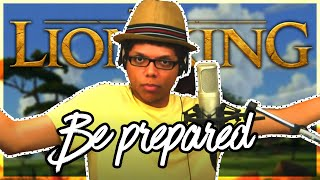 The Lion King - Be Prepared - Tay Zonday thumbnail