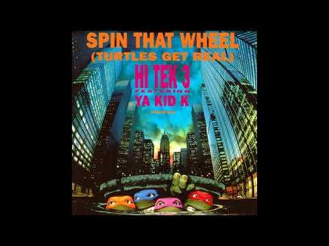 ♪ Technotronic - Spin That Wheel | Singles #04/21
