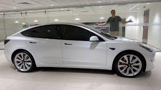 вот почему Tesla Model 3 лучше чем BMW 5 Series в 2020 году Отзывы владельца Тесла 3