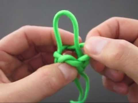 how to make a marble lantern knot by tiat youtube. Black Bedroom Furniture Sets. Home Design Ideas