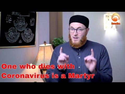 One Who Dies With Coronavirus Is A Martyr Dr Muhammad Salah #HUDATV