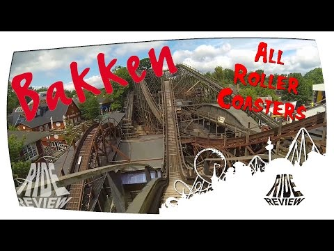 Bakken - All RollerCoasters
