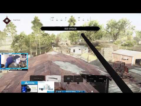 Shroud & Chad play Hunt Showdown (game 2) | Feb 3