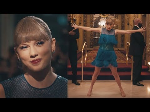 Taylor Swift Debuts 'Delicate' Video at...