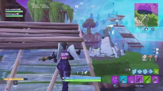 My Last Live Stream Until 3 Weeks!!! Fortnite