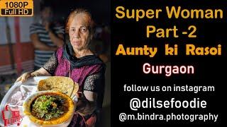 SUPERWOMAN | Mutton Curry | Aunty Ki Rasoi