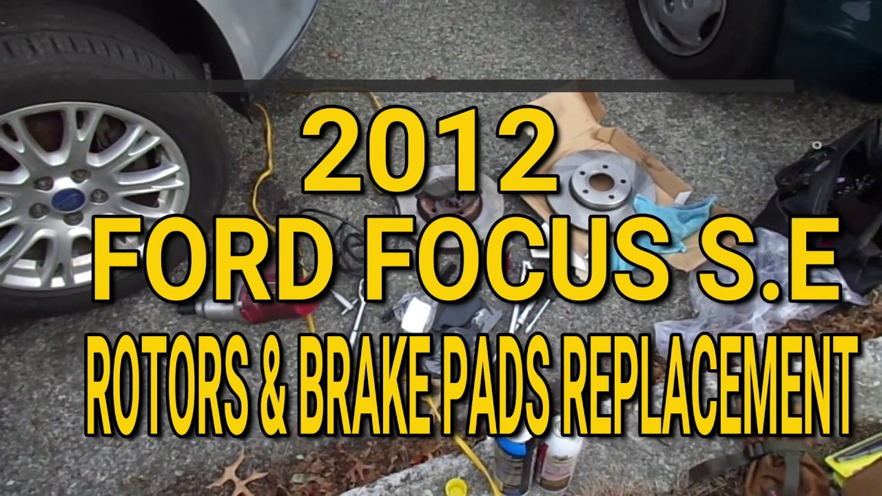 2012 2015 Ford Focus Battery Replacement Youtube