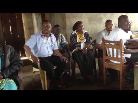 AEMRN mobile clinics Sierra Leone
