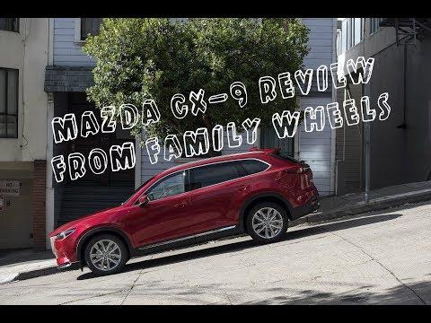 2018 Mazda CX-9: Review   Doovi