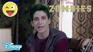 Z-O-M-B-I-E-S | MOVIE SNEAK PEEK ???? | Official Disney Channel UK