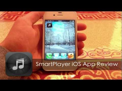 SmartPlayer iOS App Review - An alternative music player app