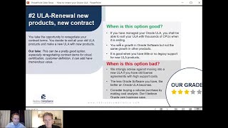 ULA renewals offers opportunity for new products and new contract terms