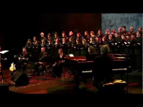 A canção de Lisboa - Jorge Palma e Vox Cordis